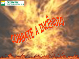 Prevenção e Combate à Incêndio
