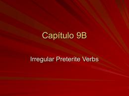 Capítulo 9B - Espanol THS