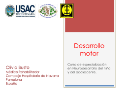 Conferencias - Neurodesarrollo