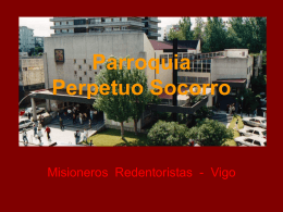 Parroquia Perpetuo Socorro Vigo