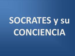 Sócrates y su Conciencia