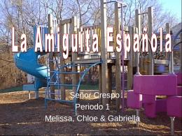 La Amiguita Española
