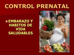 CONTROL PRENATAL (1)