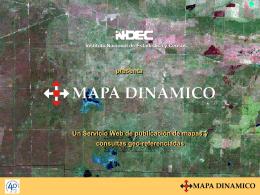 Proyecto Mapas Dinámicos