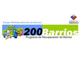 200 Barrios