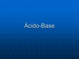 Ácído-Base