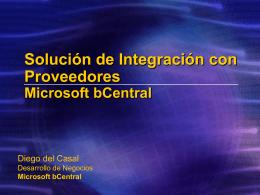 EDI - Microsoft