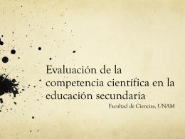 Problemario de Ciencias para educación secundaria