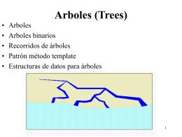 Arboles (Trees)