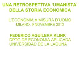 Diapositiva 1 - Settimana SRI