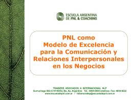 PNL - Ocio Inteligente