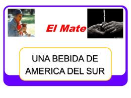 El Mate - senoradavidzon