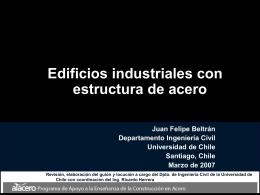 Diapositiva 1 - Construcción en Acero