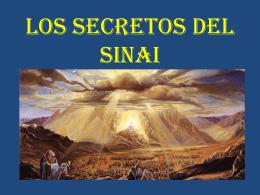 LOS SECRETOS DEL SINAI. Monte de Efraim