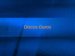 discos - sistemascolombosuiza