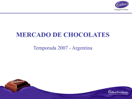 Mercado de Chocolates