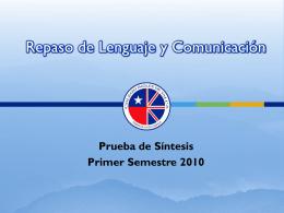 sustantivos propios - Primer Ciclo Colegio Inglés de Talca