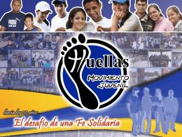 Movimiento Juvenil Cristiano Huellas