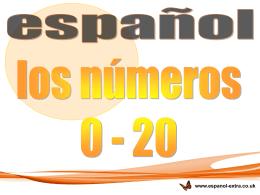 Slide 1 - Espanol Extra