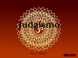 Trabajo de PowerPoint: Judaismo