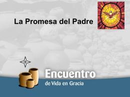 La Promesa del Padre SLIDES