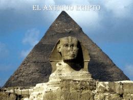El Antiguo Egipto - losolivosociales