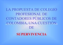presentacion2_ - Colegio Profesional de Contadores Públicos