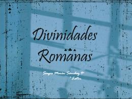 Divinidades romanas - SENATUS POPULUSQUE SOCOVUS