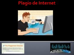 Plagio de Internet
