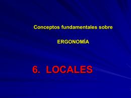 5. LOCALES