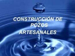 Construir pozos
