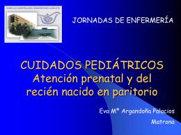 CUIDADOS PEDIÁTRICOS Atención prenatal y del recién nacido