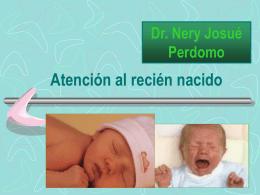 Atención al recién nacido - ELAM