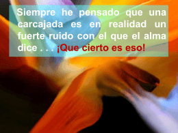 """Alegría - Colegio """"Divina Pastora"""""""