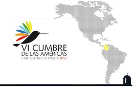 PresentacionVICumbredelasAmericas-AGOEA