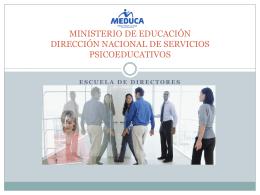 File - ESCUELA PARA DIRECTORES G4 2014