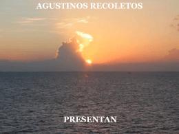 Diapositiva 1 - Agustinos Recoletos