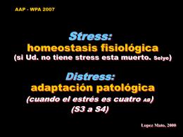 Estres y HSP - Instituto de Psiquiatría Biológica Integral