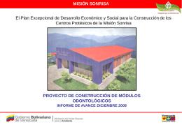 Misión Sonrisa - Ministerio del Poder Popular para Ecosocialismo y