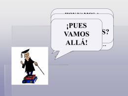 ¡HOLA A TOD@S!