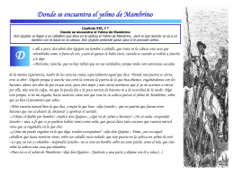 Don Quijote. Locura y perspectivismo