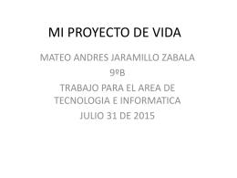 MI PROYECTO DE VIDA9 (3) MATEO JARAMILLO