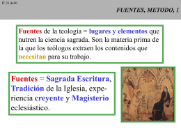 FUENTES, METODO 1