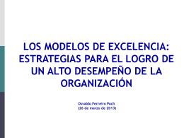 Presentacion Modelos de