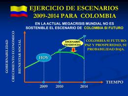 3. Prospectiva Colombia 2010