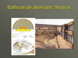 Edificios de diversión: Teatros - geohistoria-36