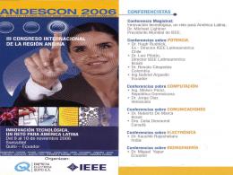 LA TELEMEDICINA - Facultad de Ingeniería en Electricidad y