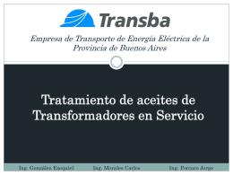 tratamiento de aceites de transformadores en servicio (040)