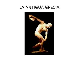 LA ANTIGUA GRECIA - nelmezzodelcammin.es