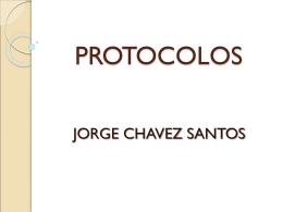 protocolos para vídeo ip